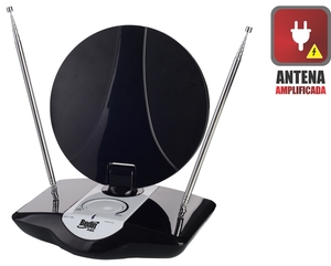 ANTENA DIGITAL INTERNA HDTV 7500 (AMPLIFICADA)