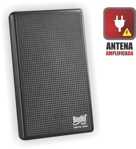 ANTENA DIGITAL INTERNA HDTV 8000 (AMPLIFICADA)