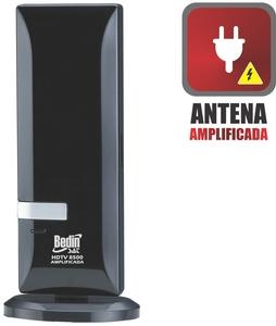 ANTENA DIGITAL INTERNA HDTV 8500 (AMPLIFICADA)
