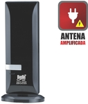 ANTENA DIGITAL INTERNA HDTV 8500 (AMPLIFICADA)