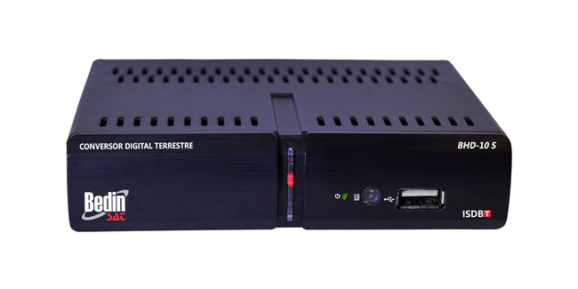 CONVERSOR DIGITAL TERRESTRE BHD-10S BEDINSAT
