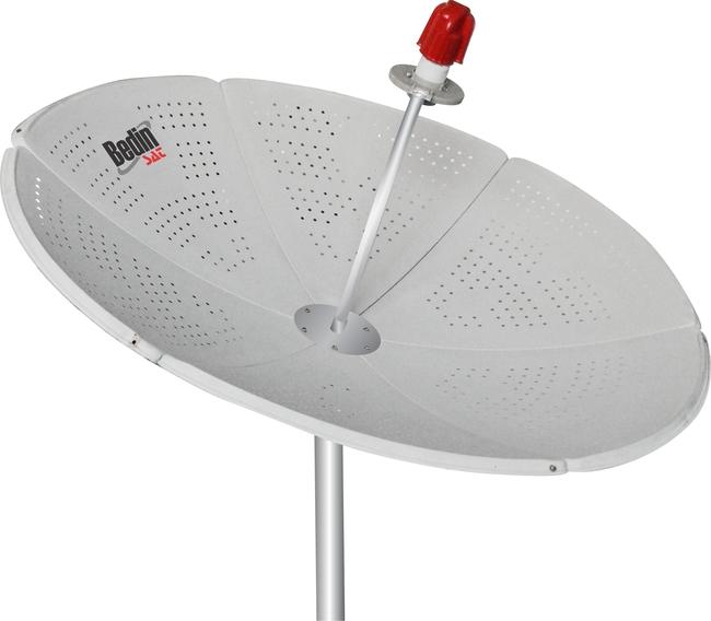 Antena de Chapa 1,50 mt com Bengala