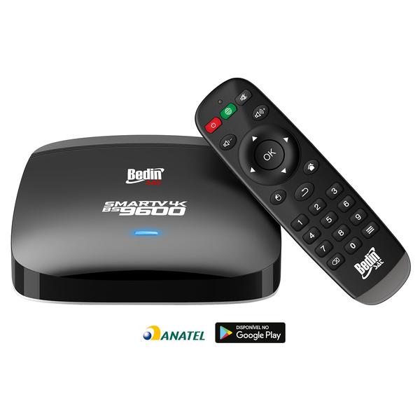 Androidbox Bedinsat Smartv 4k BS 9600